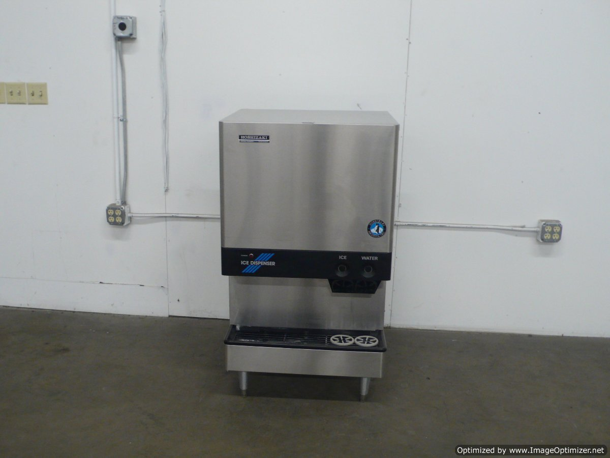 Countertop Ice Machine And Water Dispenser : ... DCM-500BAF 500 lb Cubelet and Water Dispenser Countertop Ice Machine